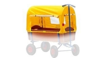 BERG Western Cover Beach Wagon