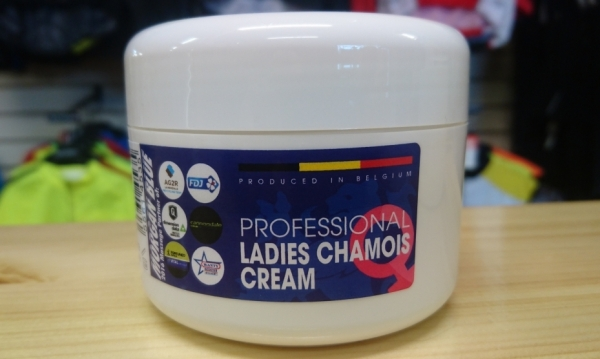 Morgan Blue Professional Ladies Chamois Cream