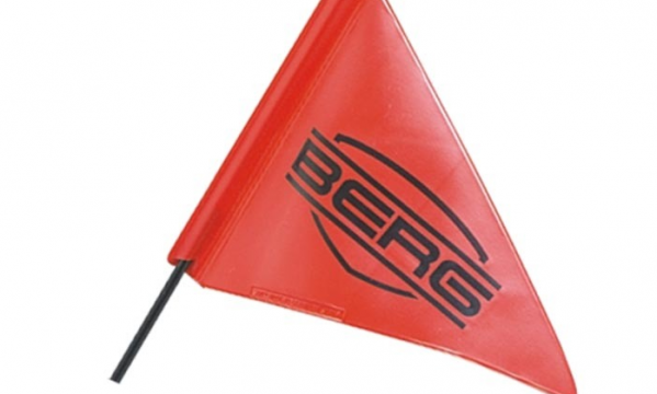 BERG Safety Flag (Without Fitting)