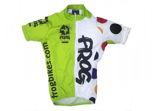 Frog Cycling S/S Jersey