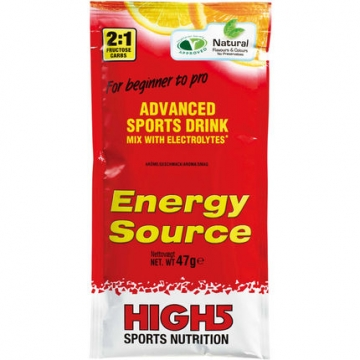 High5 Energy Source Powder Sachets