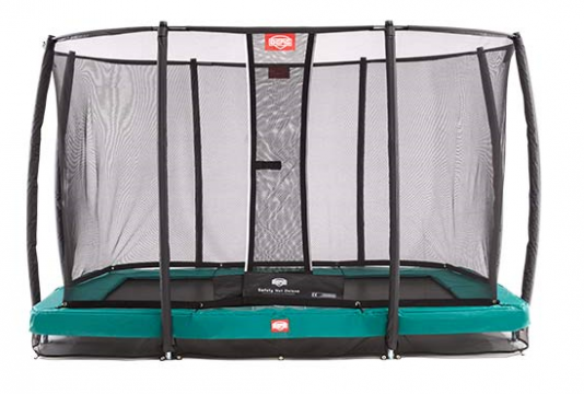 BERG InGround EazyFit & Safety Net Deluxe