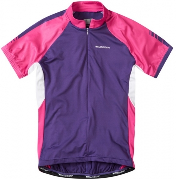 Madison Keirin S/S Jersey Very Berry